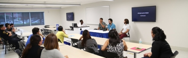 All Roads Lead to Hialeah Panel Discussion