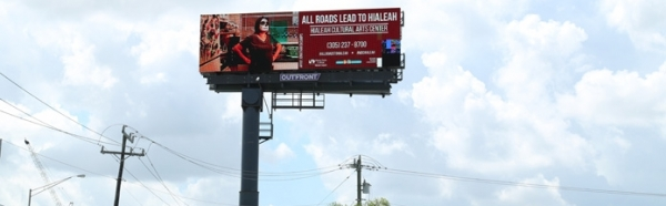 All Roads Lead to Hialeah Artwork